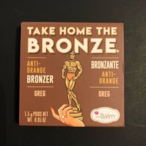 💋5/$15 Bronzer Ipsy sample theBalm